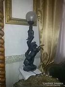 Lovas-akt lámpa
