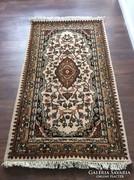 Gyönyörű kézicsomózású indiai szőnyeg