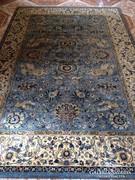 Eladó gyönyörű állatmintás perzsa szőnyeg 170x260-cm