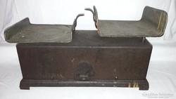 Brutál régi antik mérleg,talán az 1800-as évekből!
