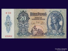 EGY SZÉP 20 PENGŐS - 1941-BŐL