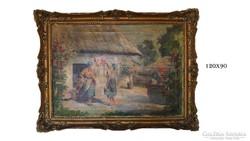 XX.századi festmény