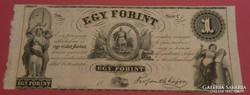 1 forint 1852/4