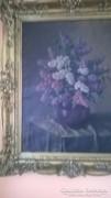Orgonacsokor vázában