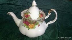 Royal Albert - Old Country Rose teás kanna