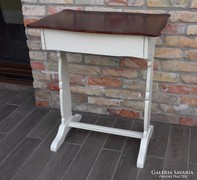 Provence varróasztal, laptop asztal, íróasztal