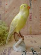 Herendi porcelán sárgarigó,madár
