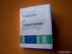   Minikönyv! Alapjogaim az Európai Unióban