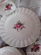 """Copeland """"Rose"""" süteményes tányérok"""