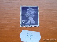 ANGOL 5 1/2 PENNY II. ERZSÉBET KIRÁLYNŐ 54.