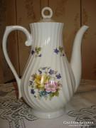 Egyedi VIOLETTA porcelán kancsó 1,2 liter kedvezményesen