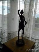 Dogon törzsi szobor nyugat Afrika.1920 körül.