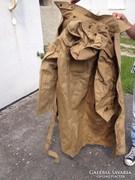 Vegyvédelmi kabát