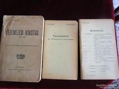 1920 MAGYAR KIRÁLY HADTÁP SZOLGÁLAT TÁBORI SZAKÁCSKÖNYV