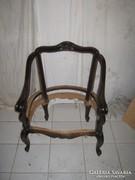Fotel barokk
