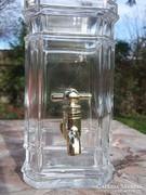 Csapos üveg-pálinkás-boros üveg