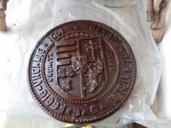 Szent László címere