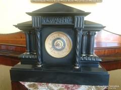 Antik ampír asztali óra