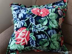 Rózsás díszpárna, 50 x 50 cm, Ikea