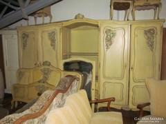 Barokk hálószobagarnitúra