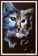 Czinóber - Blue Eyes