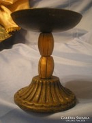 N2 Antik öntvény aufsatz kínáló ritkaság  16-cm
