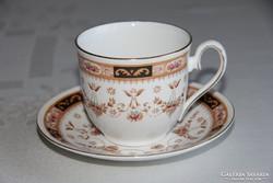 Elizabethan 'Olde England' teás csésze alátéttel