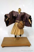 BZ0013212/1 Japán figura, XX.sz. eleje.