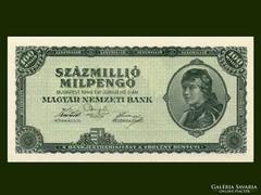 SZÁZMILLIÓ MILPENGŐ- GYŰRŐDÉSMENETESEN