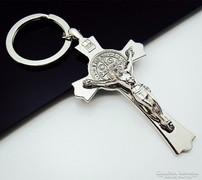 Jézus  Kereszt. Mindig legyen kulcstartó kulcstartó.