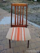 Eladó magas támlás pálcikás szék.
