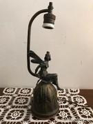 Szecessziós asztali lámpa