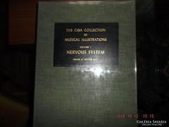 Idegrendszer Orvosi Illusztrációja c. könyv 1.kötet eladó