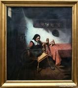 Révész Imre - Fonó asszony