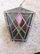 Egyedi régi Tiffany stílusú mennyezeti lámpa