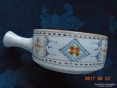 BERBER-Marokkói-EL FARAN-kézműves kerámia