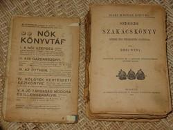 RÉZI NÉNI : SZEGEDI SZAKÁCSKÖNYV 1907