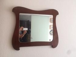 Szecessziós tükör- vagy képkeret