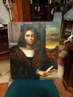 Sebastiano Del Piombo olajfestmény