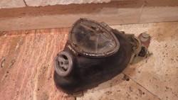 Faser régi gázálarc