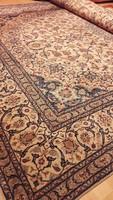 320 x 215 cm NAIN  kézi csomózású gyapjú szőnyeg