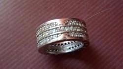 925 ezüst Bvlgari gyűrű 18,5 mm