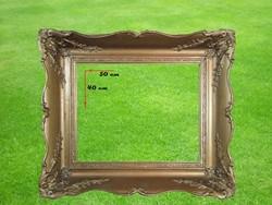 8182 Antik aranyozott blondel képkeret 40 x 50 cm