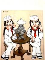 Bergh Johanna: Teázó nővérek