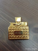 Régi Christian Dior arany szînű bizsu bross