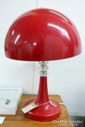 Retro fém asztali lámpapár