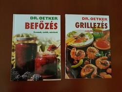 Dr Oetker: Befőzés + Grillezés - együtt