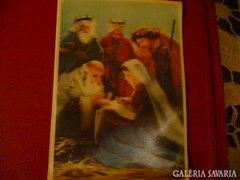 Három dimenziós kép imakönyvbe