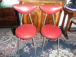 2 db nagyon ritka szék az 1960-as évekből eladó