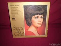 Mireille Mathieu Stars in gold album